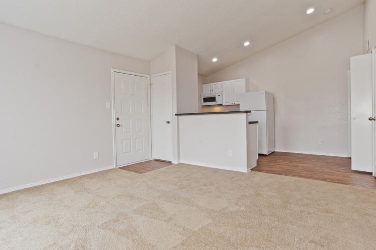 Oakwood Condos - Living Area