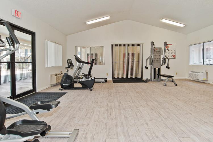 Acacia - Fitness Center